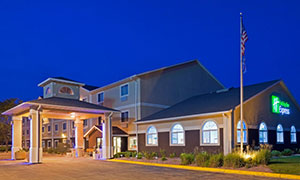 Holiday Inn Express, DeForest, WI